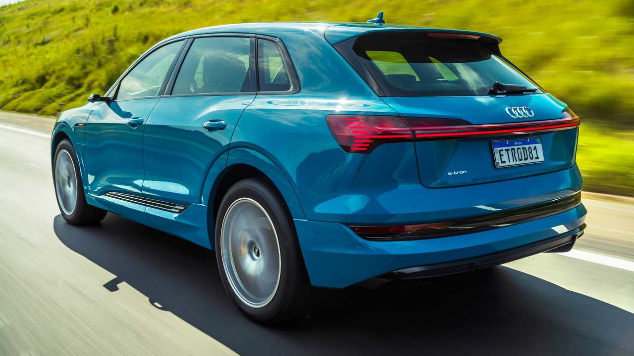 Audi e-tron (BR)
