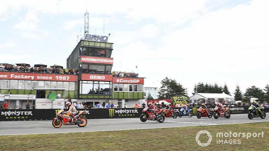 Yamaha trabaja con la mirada puesta en Brno como inicio del Mundial