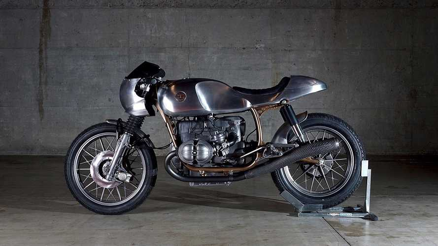 The Rhombus 1000 Is A Sleek Custom BMW R100RS
