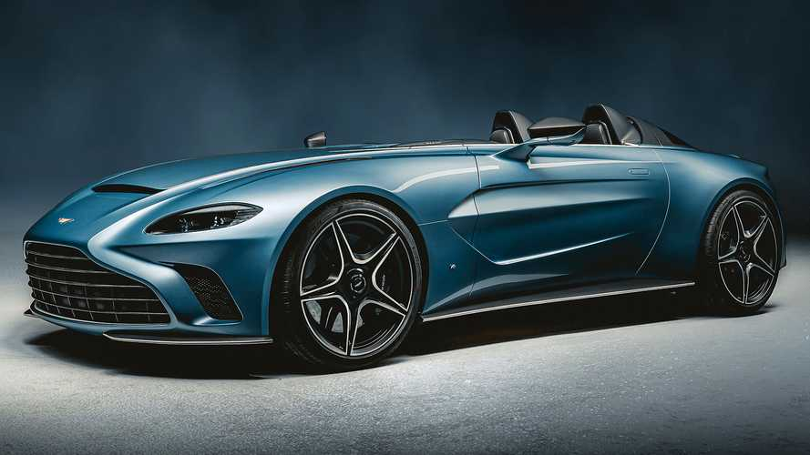 Aston Martin V12 Speedster (2020) - Conjuguer le passé au présent