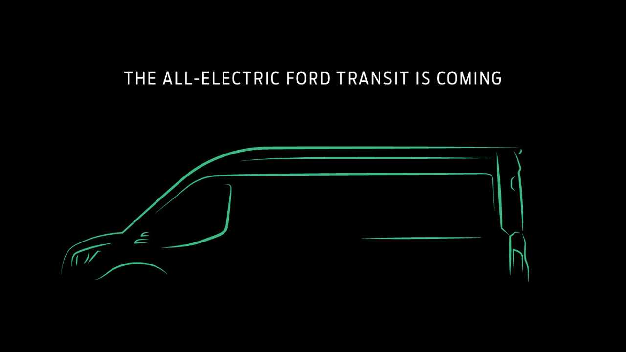 Ford Transit Electric
