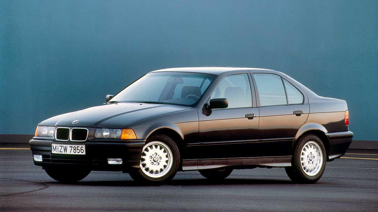 BMW 3-й серии (E36)