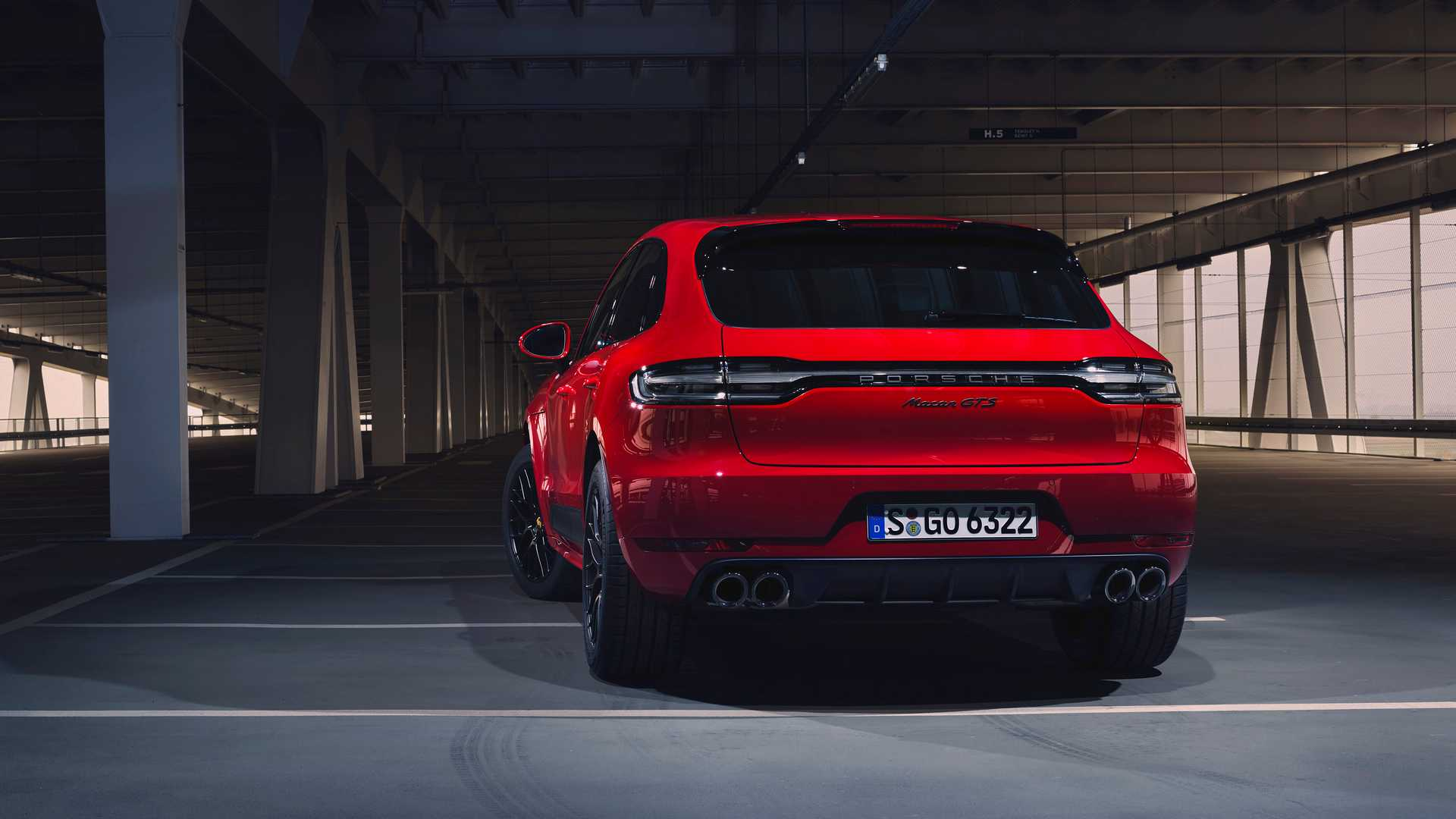 2020 Porsche Macan Gts Debuts With More Power 71 300 Price Tag