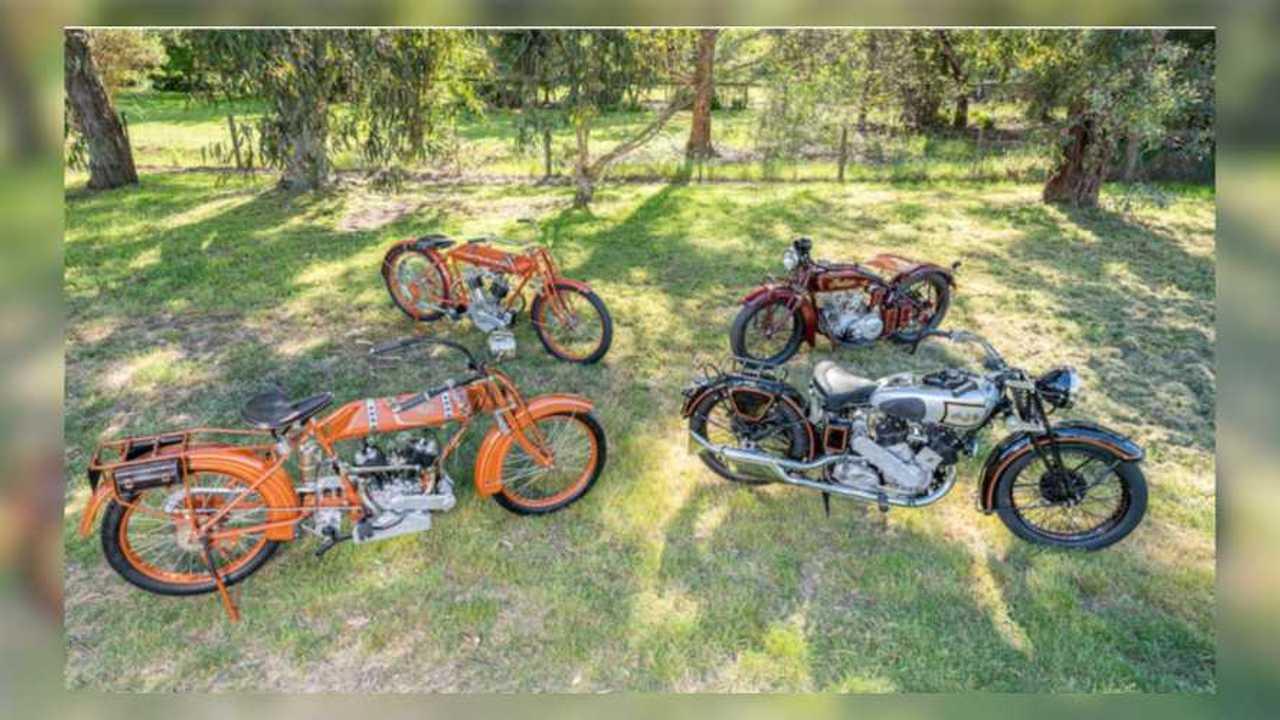 2020 Bonhams Las Vegas Motorcycle Auction