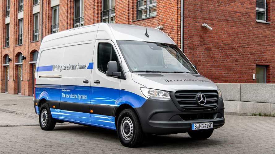 Mercedes eSprinter im Test: Was taugt der Elektro-Transporter?