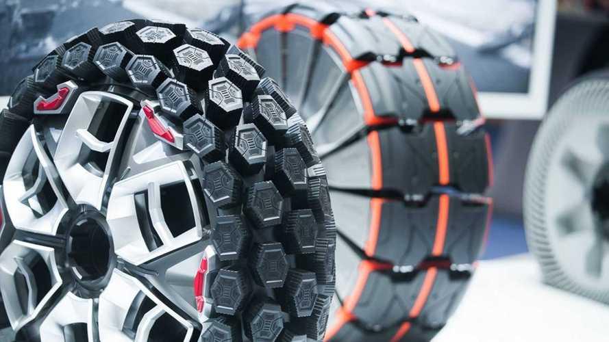 Говорящий трансформер: какое будущее готовят автомобильной шине