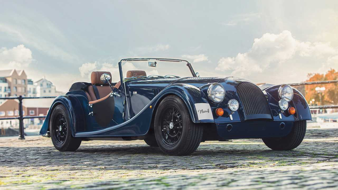 Morgan Will Ditch Its Steel Chassis