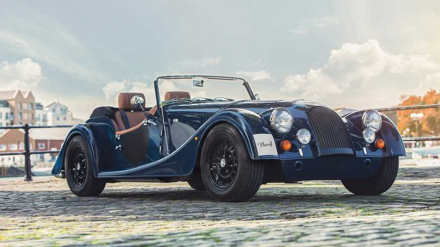 Morgan Will Ditch Its Traditional Chassis