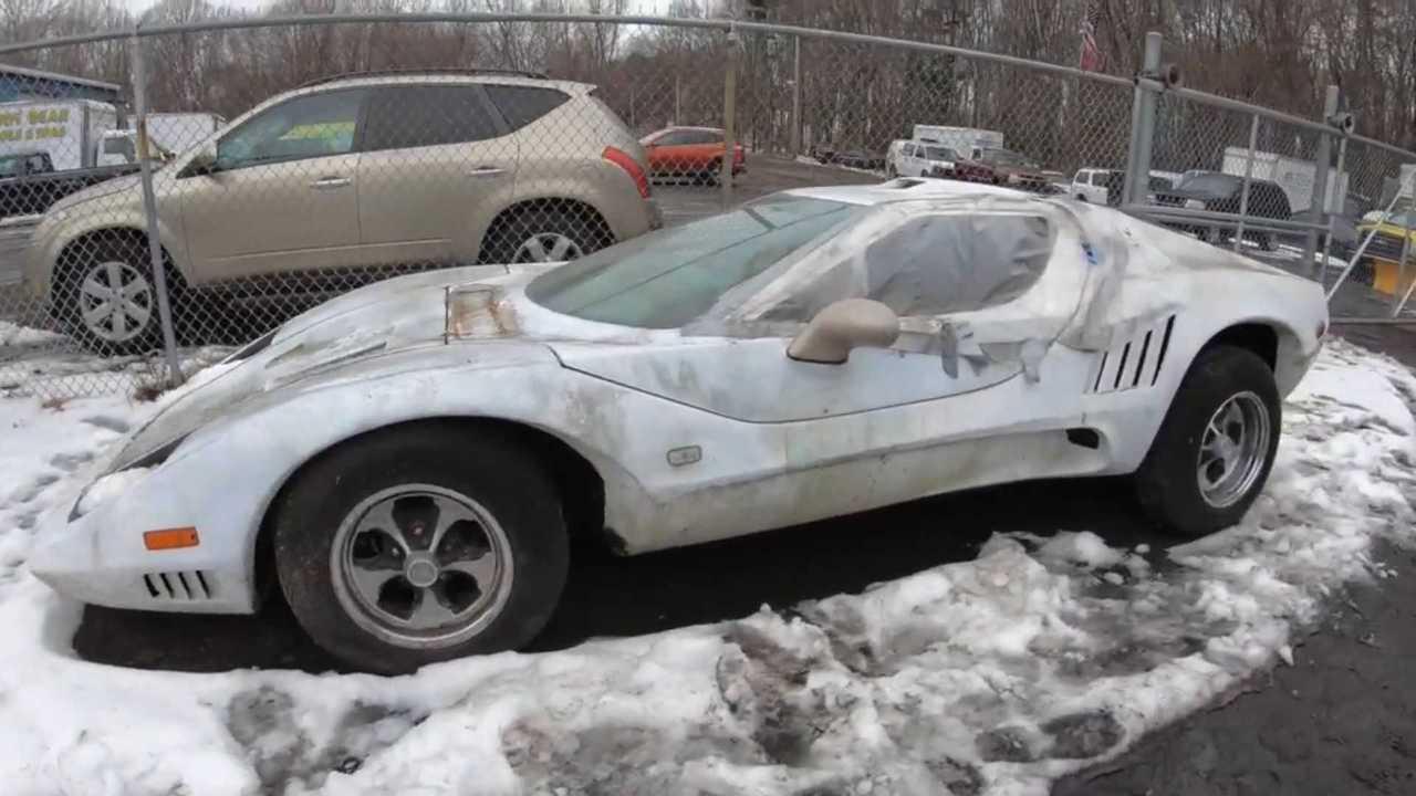 Junkyard Sterling Kit Car To Receive LS4 Swap