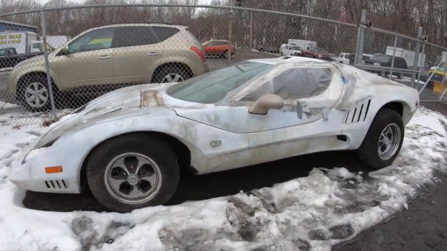 Junkyard Sterling Kit Car To Receive LS4 Swap