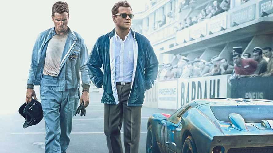 Ford V Ferrari Snags Two Well-Deserved Academy Awards