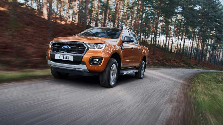 Ford Ranger, l'F-Series d'Europa