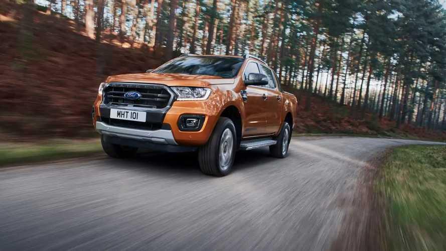 Ford Ranger, l'F-Series d'Europa