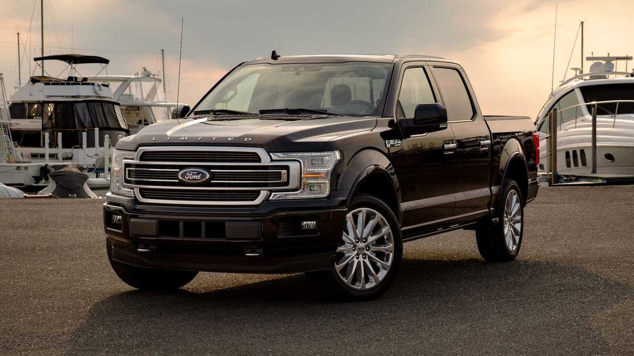 1. Ford F-Series: 896,526 Units