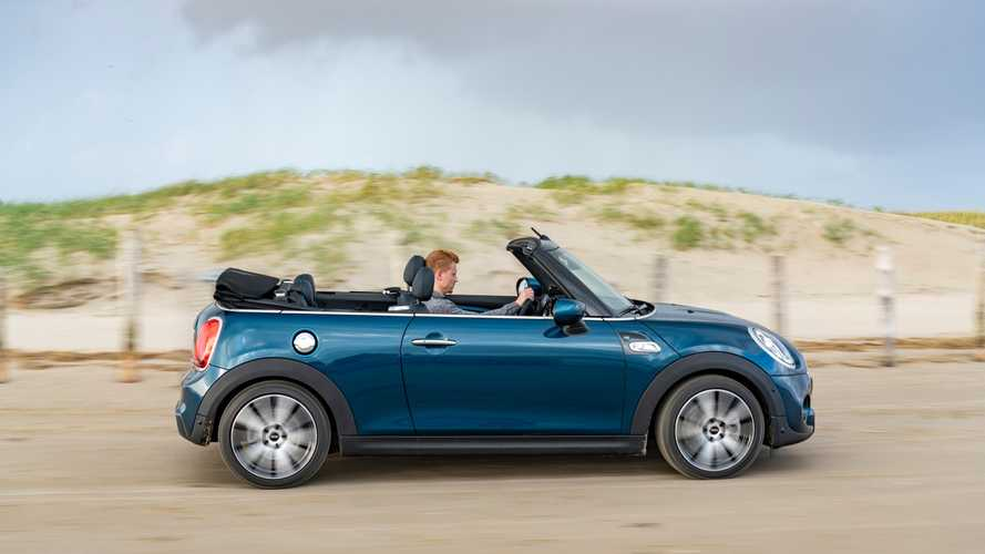 Mini Convertible To Get The Axe