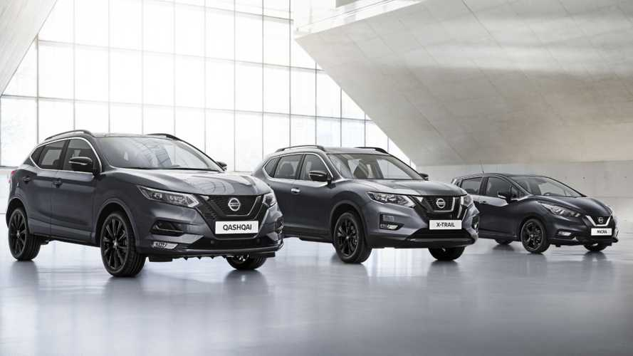 Nissan UK reveals new tech-laden versions of Qashqai, X-Trail and Micra