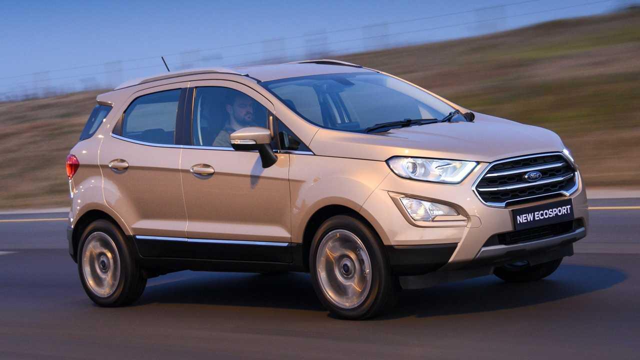 Ford Ecosport Titanium EcoBoost