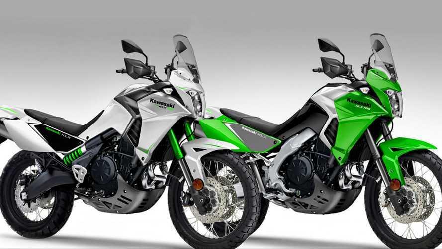 Kawasaki KLX 700, la prossima adventure di Akashi?