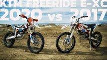 2020 ktm freeride exc electric motorcycle