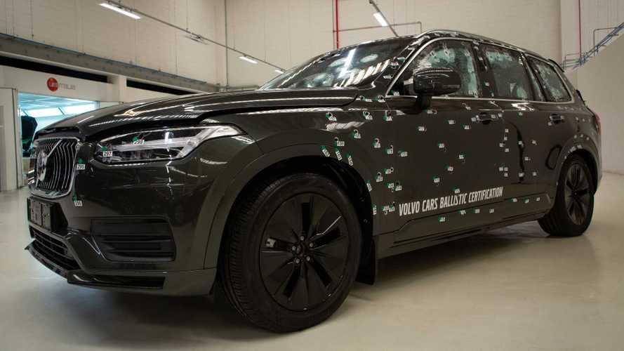 Volvo inicia vendas de SUVs blindados de fábrica no Brasil