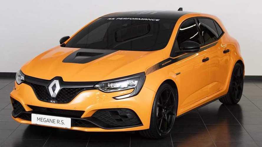 """Des pièces """"R.S. Performance"""" pour embellir votre Renault Mégane 4 R.S."""