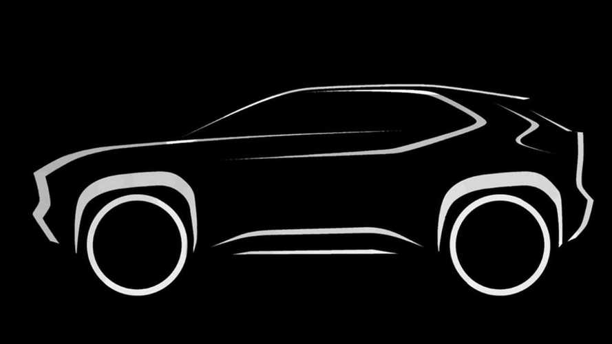 Toyota annonce l'arrivée d'un SUV urbain made in France