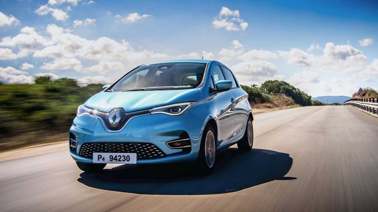 Renault ZOE (2020)