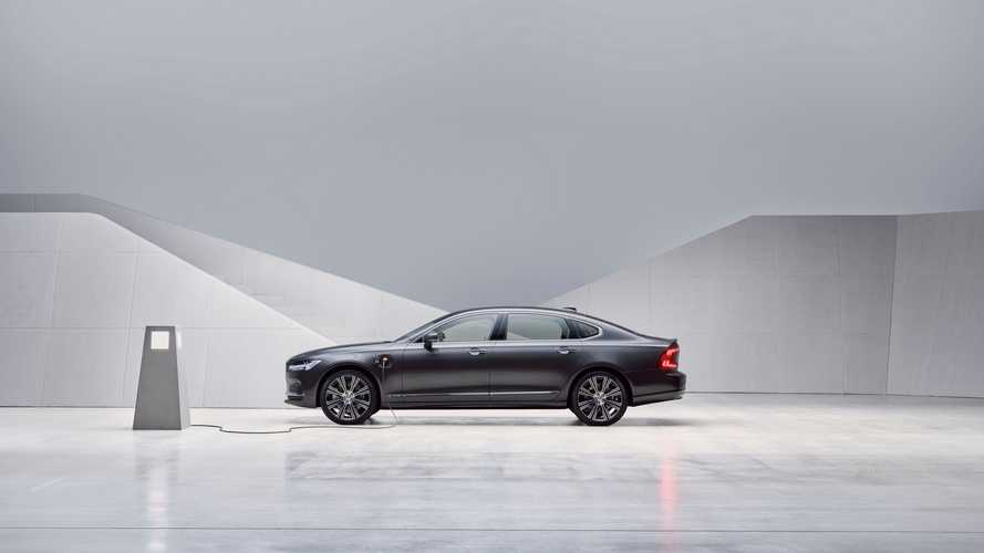 Volvo Improved Plug-In Electric Car Sales In H1 2020 By 80%