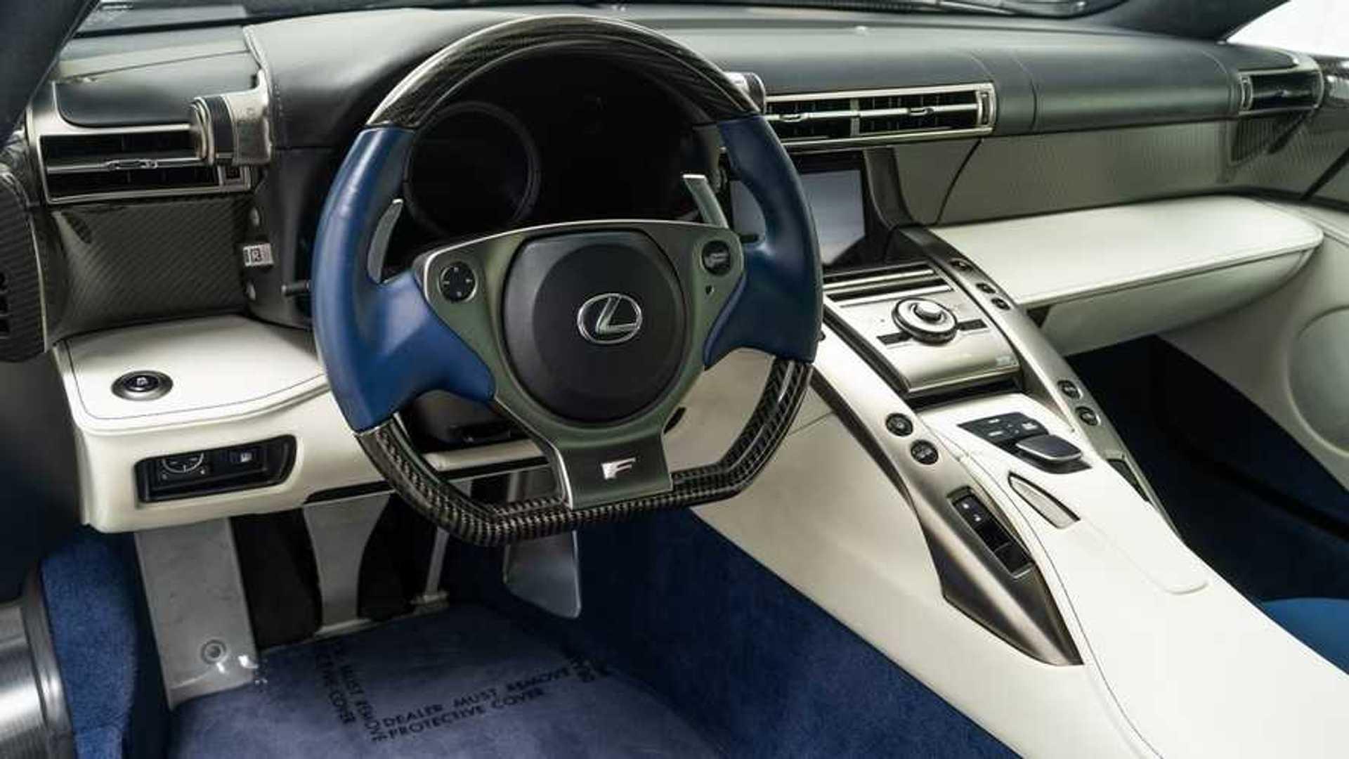 Paris Hilton Lexus LFA For Sale