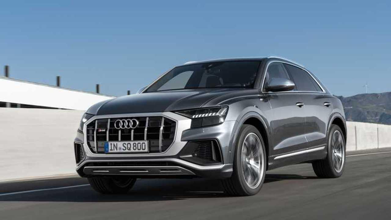 Audi SQ8 Pricing