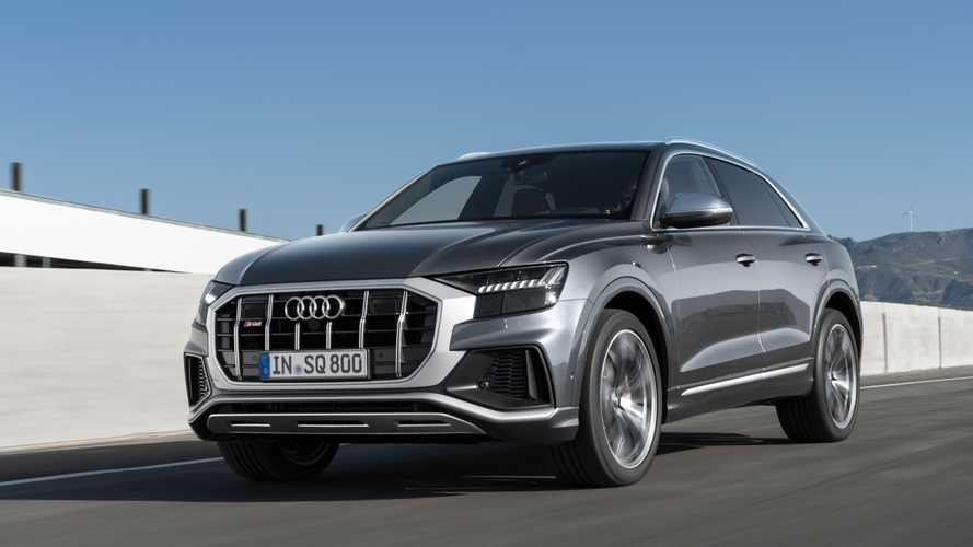 Here's How Much The New Audi SQ8 Costs In The USA