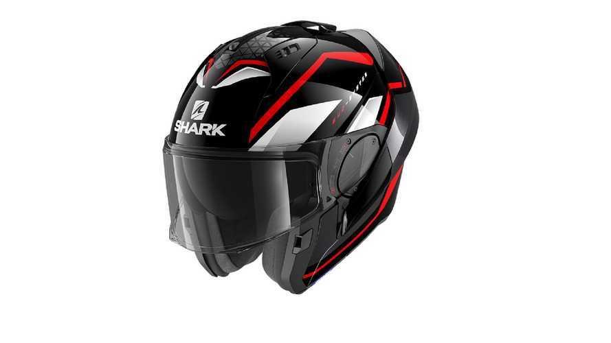 Shark Evo-ES, il casco touring per tuttele stagioni