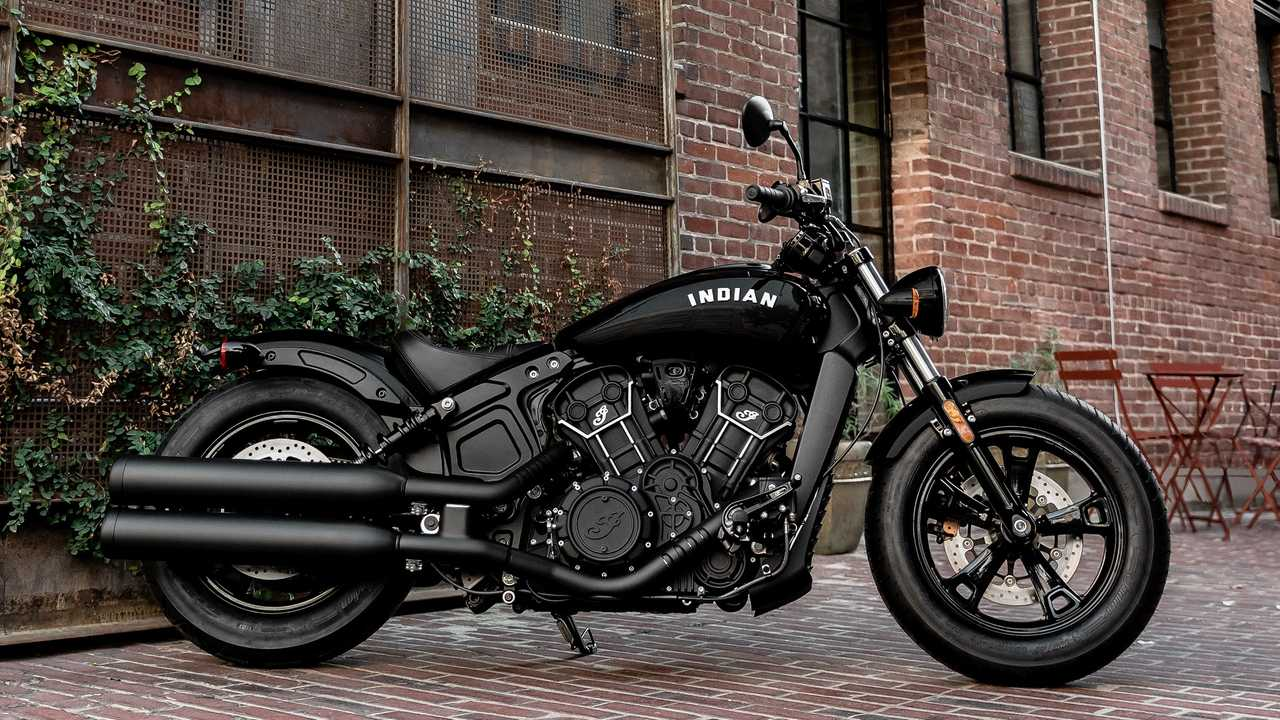 Indian Scout Bobber Sixty 2020