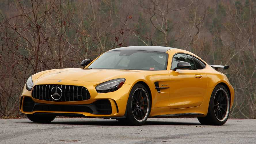 Mercedes-AMG GT R Officially Discontinued After 2021