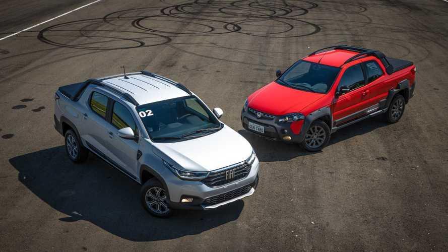Fiat Strada supera 1,5 milhão de unidades; relembre sua história