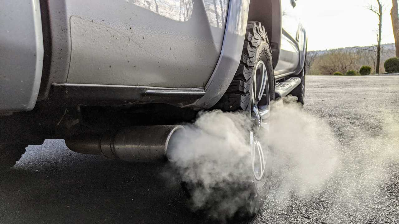 Tailpipe pollution