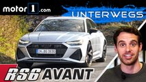 Video: Audi RS6 (2020) - 600-PS-Kombi im Test
