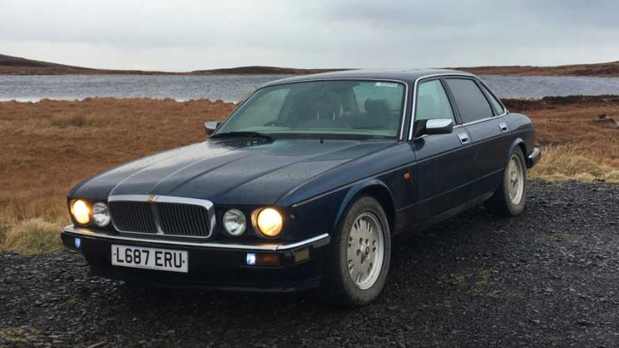 Bangernomics: A Scottish adventure in our £500 XJ40