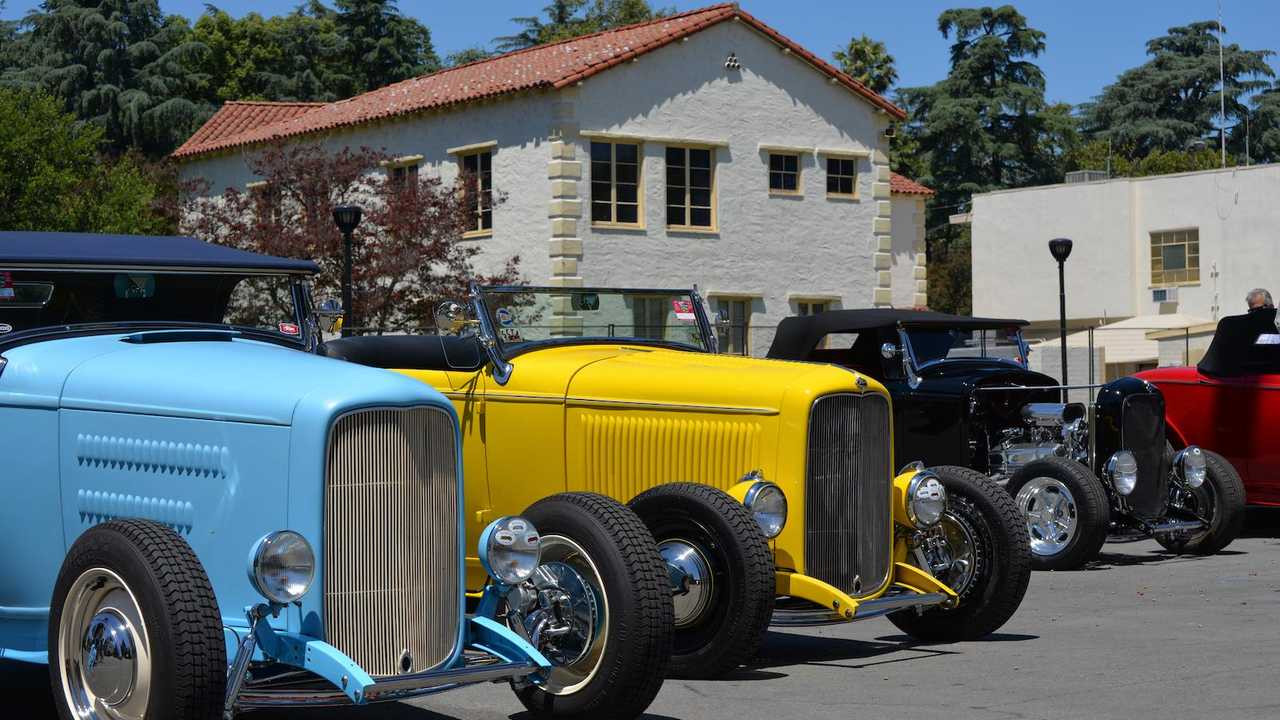 Come to the world's largest pre-1936 roadster gathering!