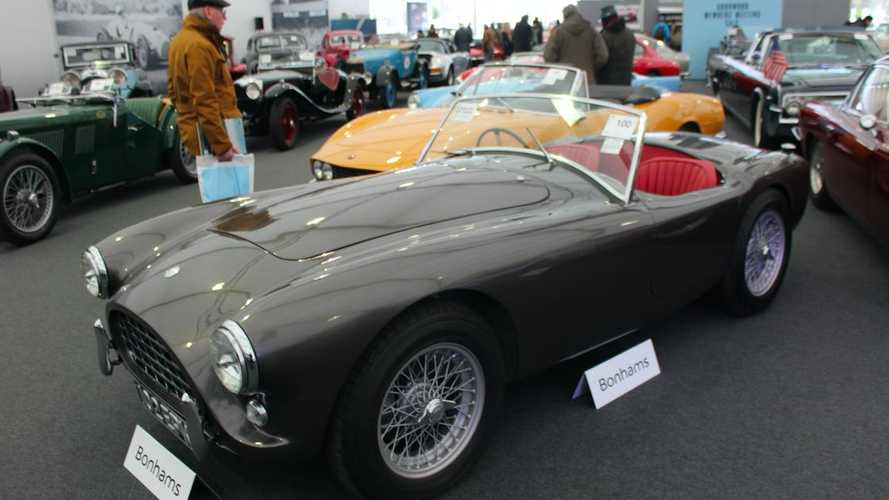 Auction report: Goodwood Members' Meeting weather favours the brave