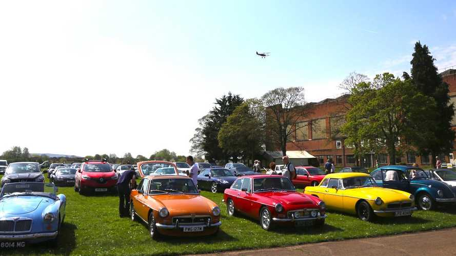 In pictures: Bicester Heritage's brilliant Sunday Scramble