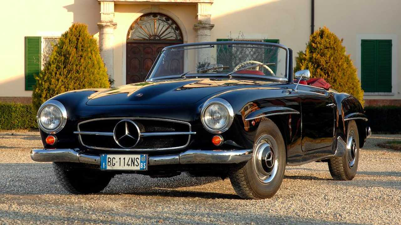 Mercedes 190SL Buying Guide