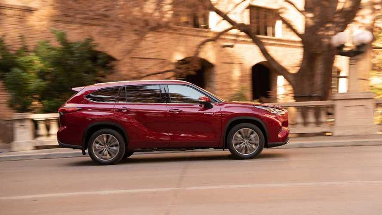 Toyota Highlander Hybrid 2020: Première conduite