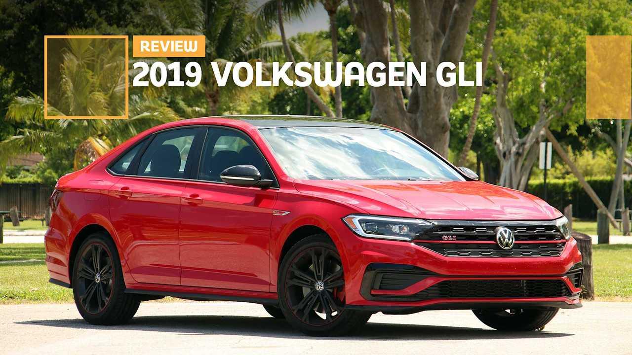 2019 Volkswagen Jetta GLI: Review