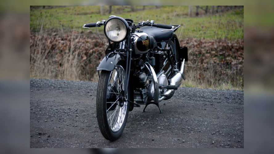 1933 Rudge Ulster