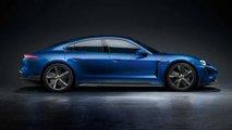 Porsche Taycan SportDesign Carbon
