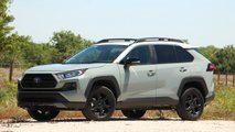 2020 Toyota RAV4 TRD Off-Road: Drive Notes