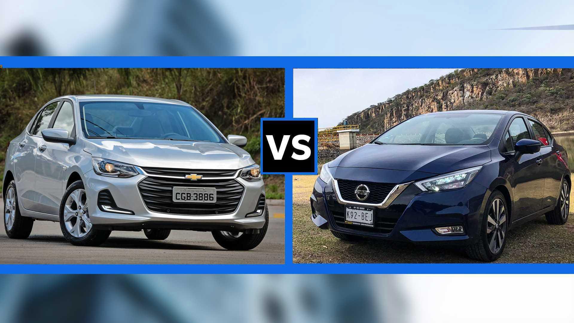 Onix Plus x Novo Versa: vale esperar pelo Nissan?