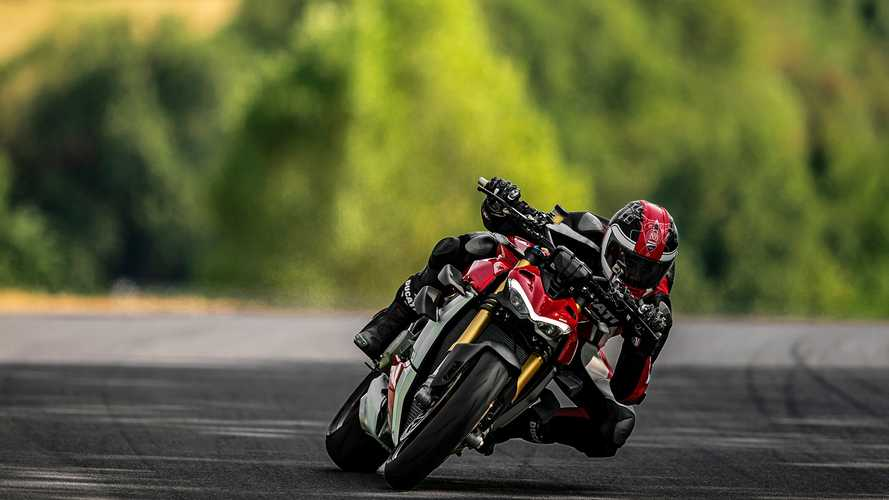 2020 Ducati Streetfighter V4 - Slideshow