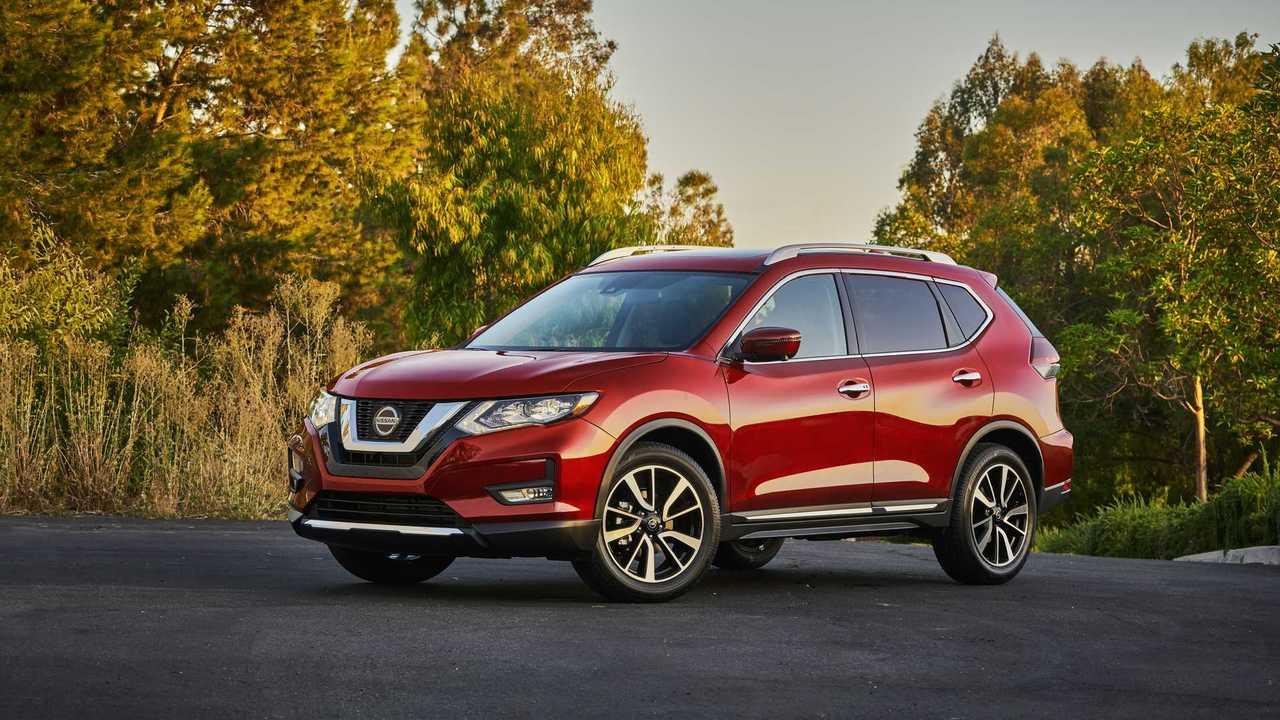 10. Nissan Rogue